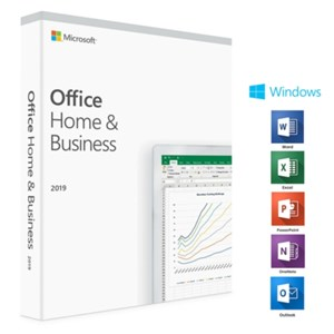 MS Office Home and Bus. 2019 ENG KUTU T5D-03219