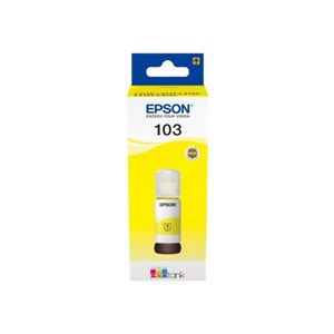 Epson C13T00S44A Ink bottle 103 Yellow EcoTank